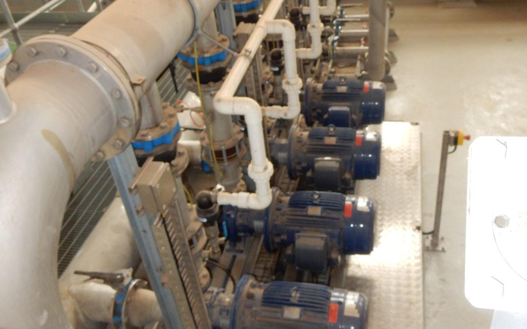 Asset Class Plan Development – Pumps