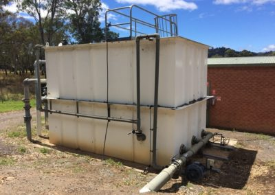 Eildon Wastewater Management Facility