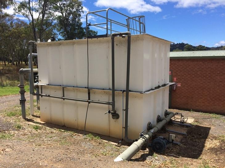 Eildon Wastewater Management Facility