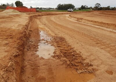 Verdi  – Housing Development  – Sewer Reticulation Construction