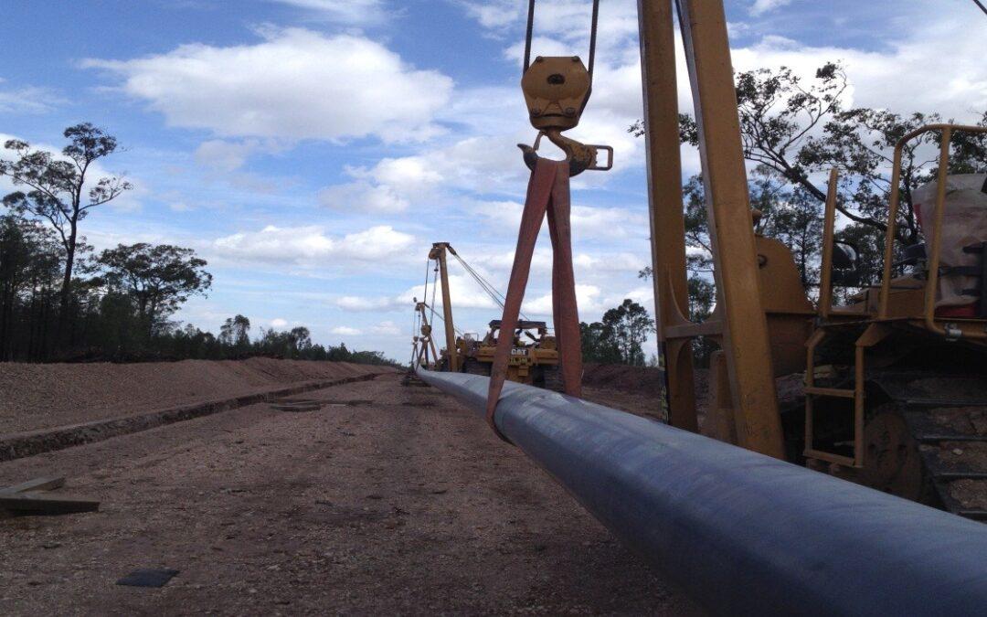Randle Road Water Main and Pump station Augmentation