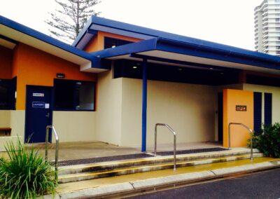 Tourist park – New recreation facilities